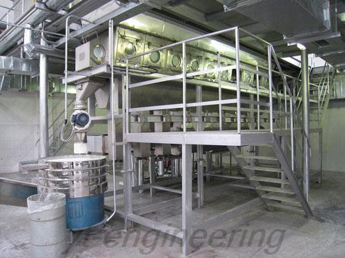 Boiling Drying Machine Fluidized Bed Dryer Manufacturer