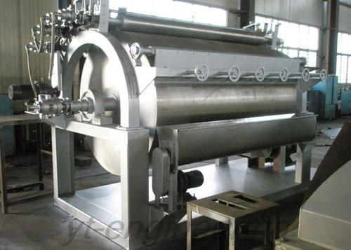 Drum Scraper Drying Machine Drum Dryer Manufacturer