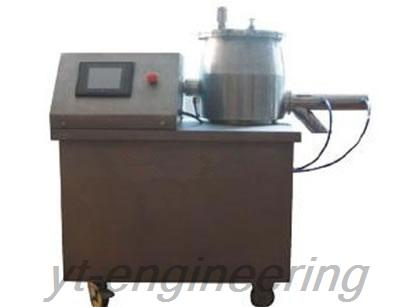 GHL High Speed Mixing Granulator