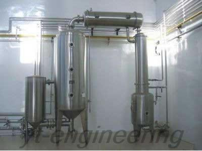 JN Multifunction Alcohol Recovery Concentrator