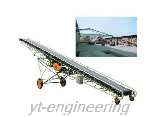 PDJ Belt Conveyor